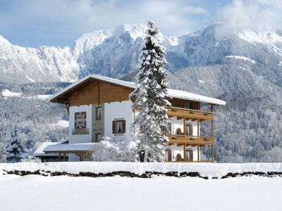 Photo for Apartment Kehlstein (BGD234) in Berchtesgaden - 3 persons, 1 bedrooms