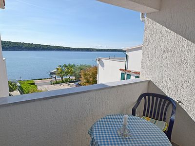 Photo for Apartment Travaš in Rab/Barbat - 4 persons, 2 bedrooms