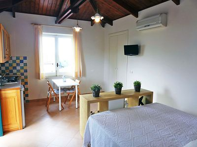 Photo for Vacation home The Nest in Massa Lubrense - 2 persons, 1 bedrooms