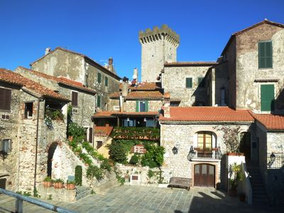 Photo for HOLIDAY IN THE SANDRUCCI HOUSE IN CAPALBIO IN THE TUSCAN MAREMMA