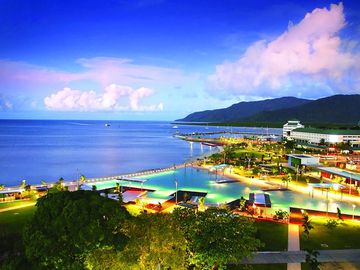 Cairns and Barrier Reef, Queensland, Australia