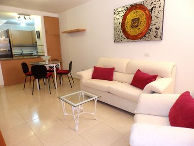 Photo for 1 bedroom apartment with large terrace