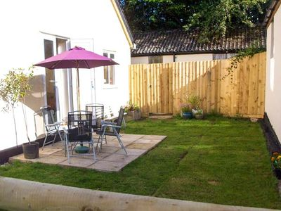 Photo for DUMBLEDORE, pet friendly, with a garden in Stibb Cross, Ref 919077
