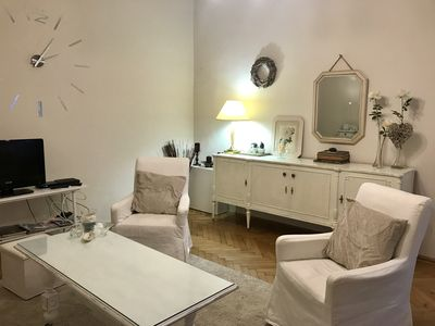 Photo for Cozy flat near Margit Island and the Parliament
