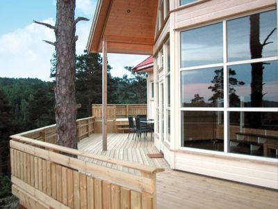 Photo for Vacation home Songe in Tvedestrand - 12 persons, 4 bedrooms
