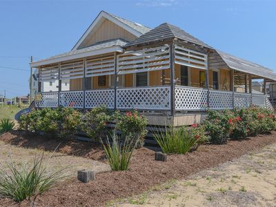 Photo for This little beach bungalow is the perfect getaway! - H1