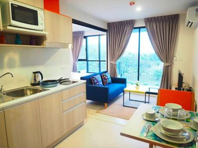 Photo for 1BR Apartment Vacation Rental in Wichit, Phuket