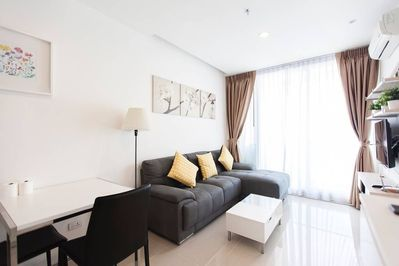 BEST APARTMENT / TOP VIEW / 1BR / WIFI