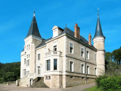 Photo for Vacation home Château Moindrots (BZY100) in Luzy - 11 persons, 5 bedrooms