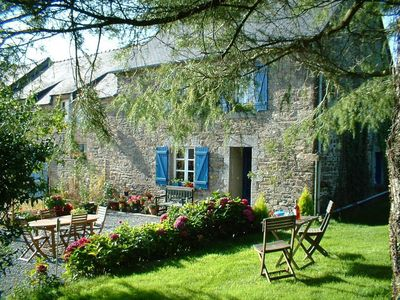 Photo for Pinàbre - Ideal Holiday Home In The Brittany Countryside