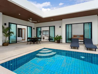 Photo for Big Buddha View 3br Pool Villa by Intira