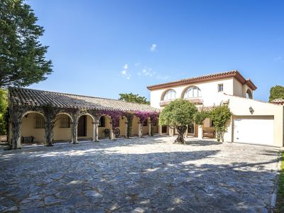 Photo for Classical Andalusian style villa with 7 bedrooms and 7 bathrooms