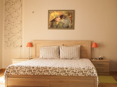Photo for Cozy and comfortable apartment in Athens center