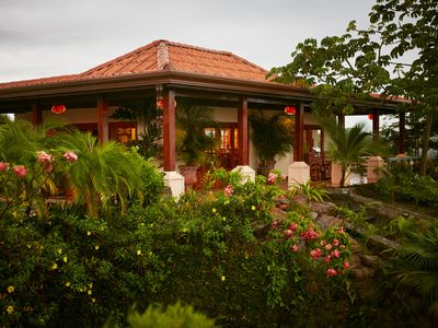 Photo for Enchanting Villa W/Large Pool, Lush Gardens, Great Views, & Total Privacy