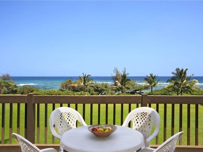 Photo for Fantastic Oceanfront - Two Bedroom Condo