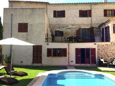 Photo for Spacious Holiday Home in Buger Sapin with Private Pool