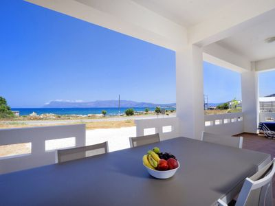 Photo for Amazing 3-bedroom Sea Villa next to the sandy beach