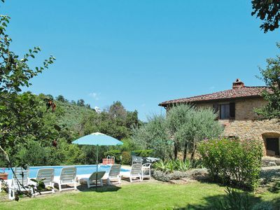 Photo for Vacation home Castello di Montozzi (PGO131) in Pergine Valdarno - 9 persons, 4 bedrooms