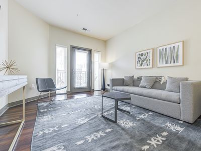 Photo for Heart Of Downtown Apartment - Two Bedroom Apartment, Sleeps 4