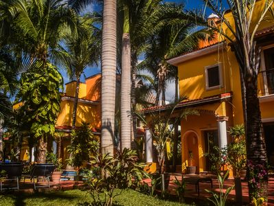 Photo for Private Luxury Villa 15,000 sq ft,kid friendly,Maid, pvt.Chef,24 h pvt.security