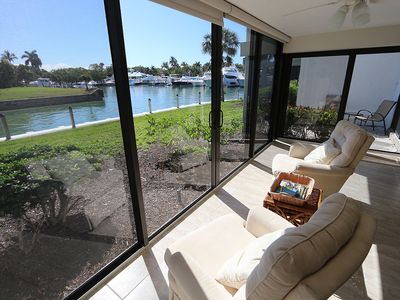 Photo for Canal, Bay, and Marina View- Mariner Pointe 121