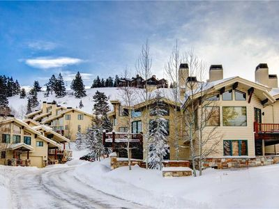 Photo for Double Eagle #17: 3 BR / 3.5 BA townhome in Deer Valley, Sleeps 6