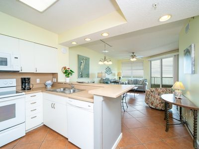 Photo for Dog Friendly Beachfront Condo Awaits You! Perfect for the whole Family!