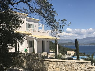 Photo for Discounted pricing on this newly completed Kerasia villa with stunning views