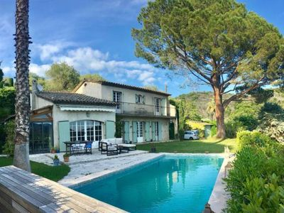 Photo for Charming Provencal Villa 12 km from Cannes