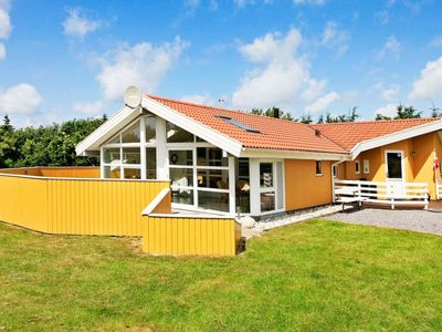 Photo for Vacation home Vejers Strand in Vejers Strand - 8 persons, 4 bedrooms