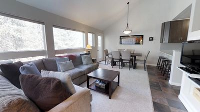 Photo for Creekside 2 bed East Vail condo #1D. Hot Tub, Market, Shuttle.
