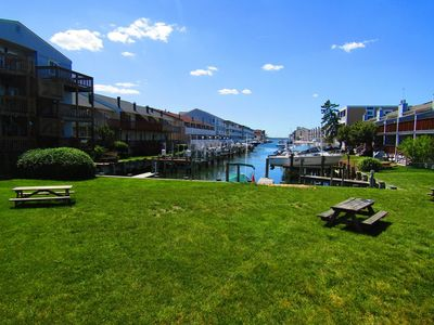 Photo for Beautiful Water Views - Canalfront Condo w/ Dock in N. Ocean City!