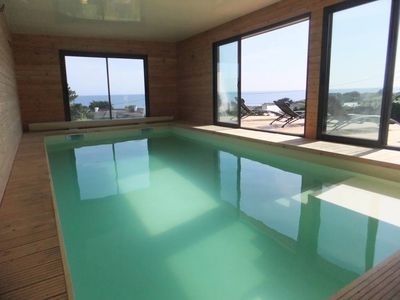 Photo for SOUTH BRITTANY / VILLA SEA VIEW SWIMMING POOL / INNER SPA