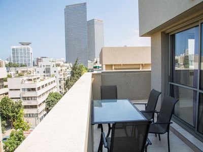 Photo for SDEROT YEHUDIT 25/11 COSY APARTMENT WITH BALCONY