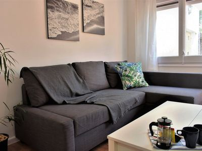 Photo for 2BR Guest House Vacation Rental in Castelldefels, Catalunya