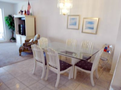 Photo for Four bedroom Townhome directlly on the Gulf of Mexico