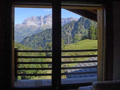 Photo for 4BR Apartment Vacation Rental in Val-d'Illiez, Bezirk Monthey