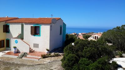 Photo for Wonderful holiday home with sea view