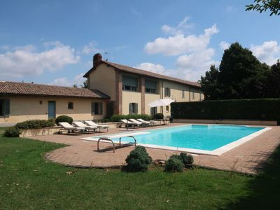 Photo for 6 bedroom Villa, sleeps 14 with Pool and FREE WiFi