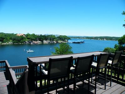 Photo for Massive Lakefront Home-Lake Travis is FULL-Come Enjoy!!