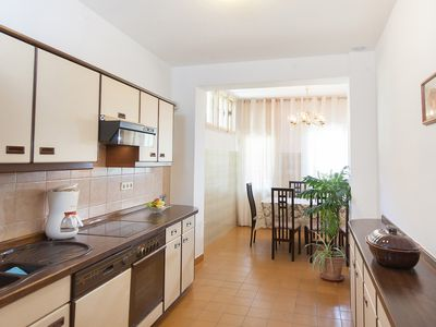 Photo for Family apartment in old port Podgora