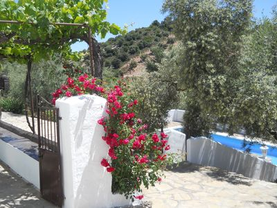 Photo for Farmhouse in Rural Andalucia, private pool & peaceful location