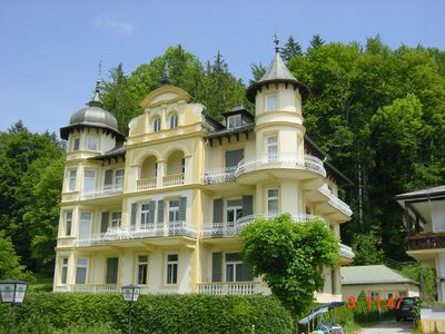 Photo for **** Vacation apartment in an art nouveau style villa in Berchtesgaden Land