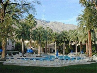 Photo for Palm Springs Deauville Updated Condo With Mountain View Free WiFi