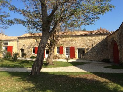Photo for 2BR House Vacation Rental in Le Tourne, Nouvelle-Aquitaine