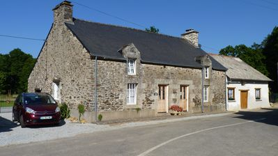 Photo for Self Catering, First floor accommodation in the Heart of Rural Brittany