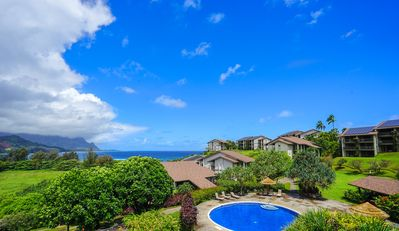 Photo for Aloha Condos, Hanalei Bay Resort, Condo 7307, Ocean View, AC, Renovated