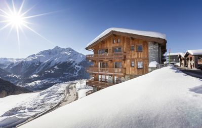 Photo for Resid. The miravidi-Chardonnet- The boutique apartments at the top of the Alps