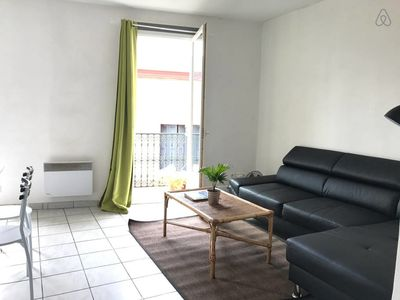 Photo for 2-BEDROOM EQUIPPED FLAT - CLOSE SAINT ROCH STATION