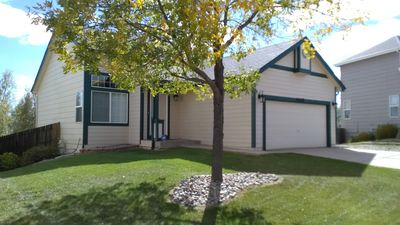 Photo for Cozy 2 Bdrm HM, w/AC. Near Shopping, Movies, Dining, Air Force Academy, airport